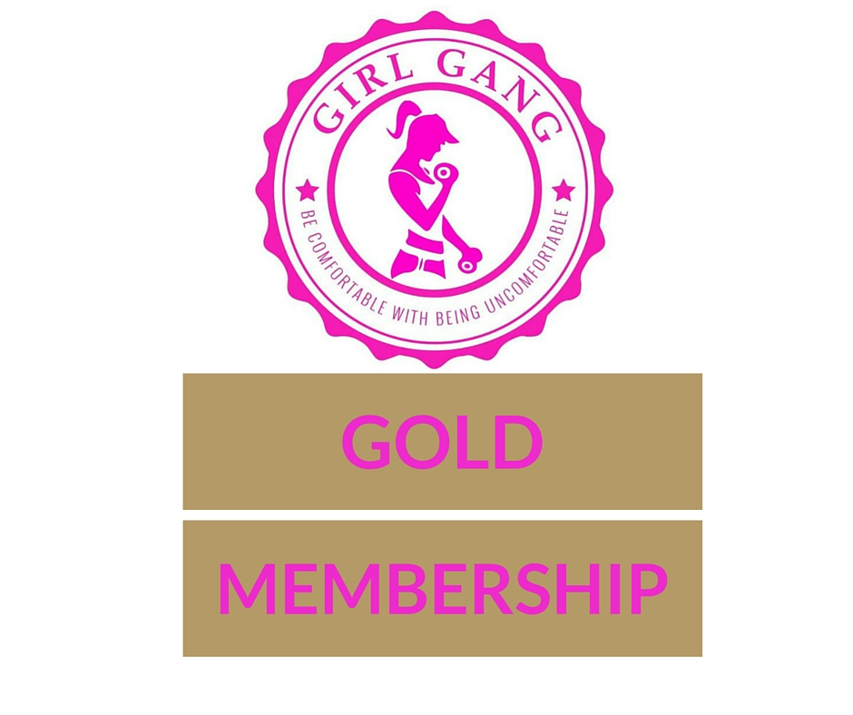gold membership logo