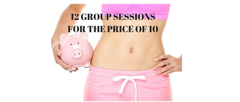 12 group sessionsfor the price of 10 (1)